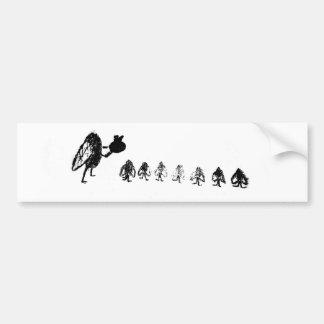 Snow White Bumper Stickers