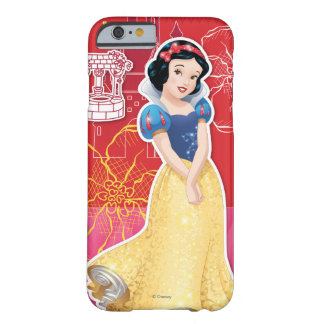 Snow White - Cheerful and Caring Barely There iPhone 6 Case