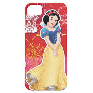 Snow White - Cheerful and Caring iPhone 5 Cover
