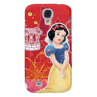 Snow White - Cheerful and Caring Galaxy S4 Cover
