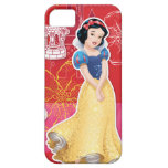 Snow White - Cheerful and Caring iPhone 5/5S Cover