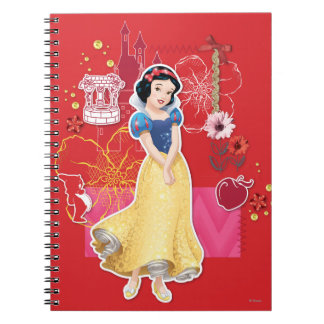 Snow White - Cheerful and Caring Notebook