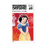Snow White - Cheerful and Caring Postage Stamp