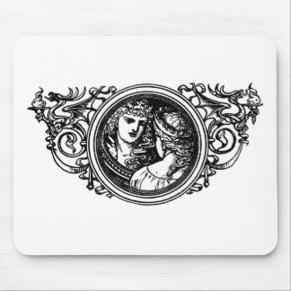 snow-white-clip-art-3 mouse pad