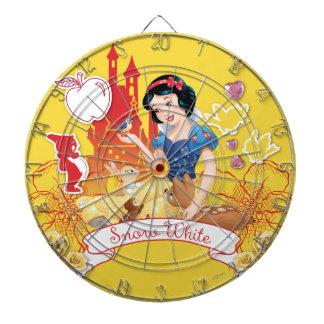 Snow White - Compassion 2 Dart Board