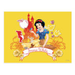 Snow White - Compassion 2 Post Card