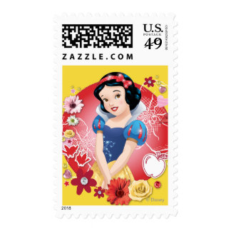 Snow White - Compassion Postage Stamps