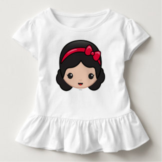 Snow White Emoji 2 Toddler T-shirt