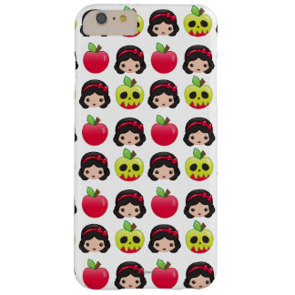 Snow White Emoji Land Pattern Barely There iPhone 6 Plus Case