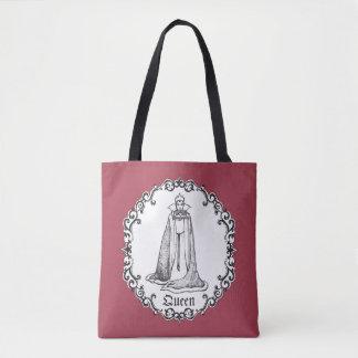 Snow White | Evil Queen - Vintage Villain Tote Bag