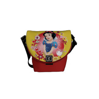 Snow White - Fairest In The Land Courier Bag