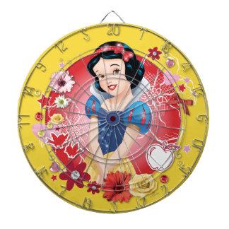 Snow White - Fairest In The Land Dartboard