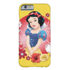 Snow White - Fairest In The Land iPhone 6 Case
