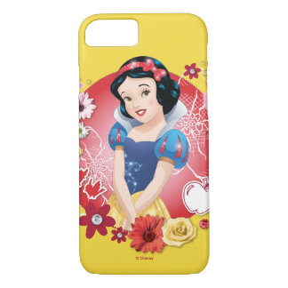 Snow White - Fairest In The Land iPhone 8/7 Case