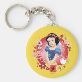 Snow White - Fairest In The Land Keychain
