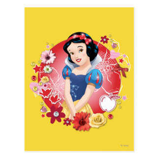 Snow White - Fairest In The Land Postcard