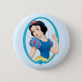 Snow White Frame Button
