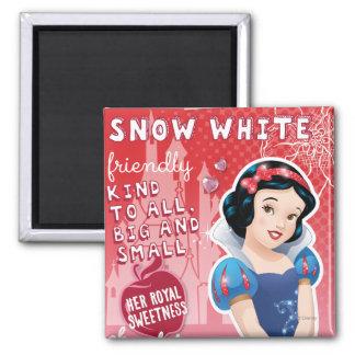 Snow White - Her Royal Sweetness Magnet