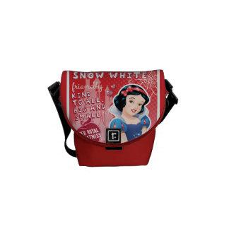 Snow White - Her Royal Sweetness Messenger Bag