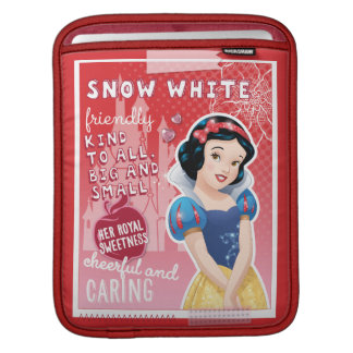 Snow White - Her Royal Sweetness Sleeve For iPads