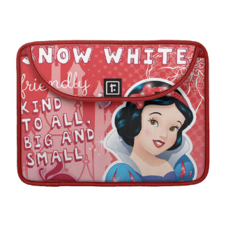 Snow White - Her Royal Sweetness Sleeve For MacBooks
