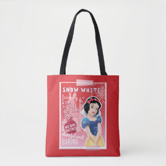 Snow White - Her Royal Sweetness Tote Bag