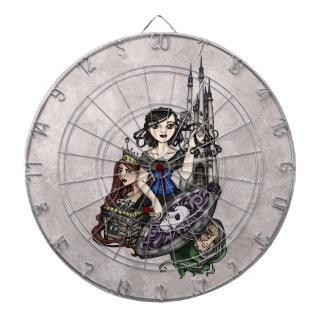 Snow White II Dartboard