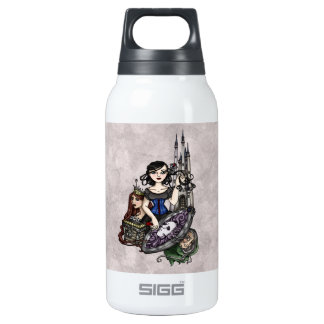 Snow White II Insulated Water Bottle