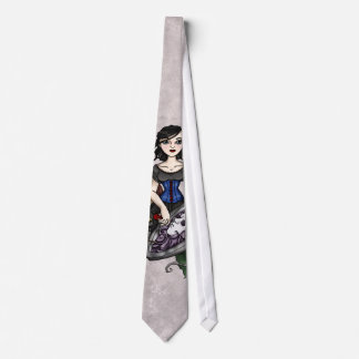 Snow White II Neck Tie