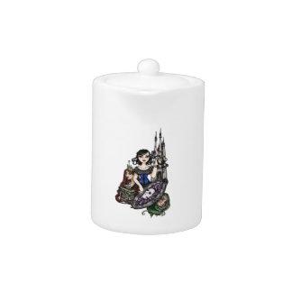 Snow White III Teapot