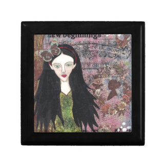 Snow White in the Forest Keepsake Boxes