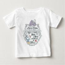 Snow White | Just One Bite Baby T-Shirt