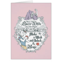 Snow White   Just One Bite Card