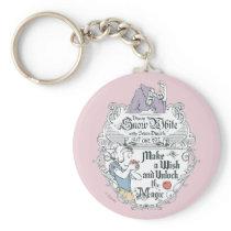 Snow White   Just One Bite Keychain
