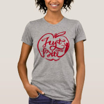 Snow White | Just One Bite - Red T-Shirt