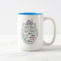 Snow White   Just One Bite Two-Tone Coffee Mug