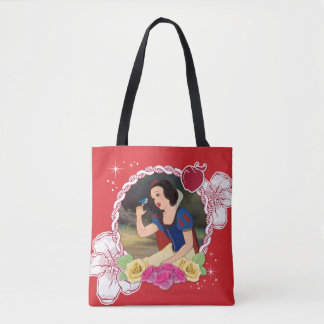 Snow White - Kind to all Big and Small Tote Bag