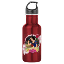 Snow White - Kind to all Big and Small Water Bottle