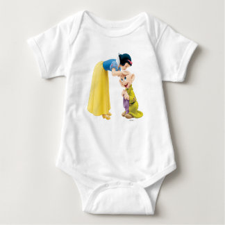 Snow White Kissing Dopey on the Head T Shirt