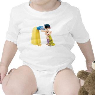 Snow White Kissing Dopey on the Head Tshirts