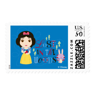Snow White | Lost in the Woods Postage