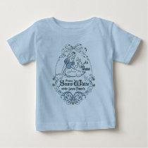 Snow White | Lovely Little Songbird Baby T-Shirt