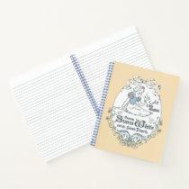 Snow White | Lovely Little Songbird Notebook