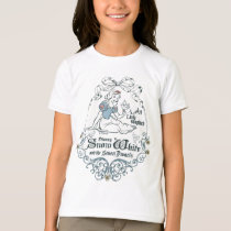 Snow White | Lovely Little Songbird T-Shirt