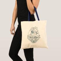 Snow White   Lovely Little Songbird Tote Bag