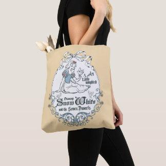 Snow White | Lovely Little Songbird Tote Bag