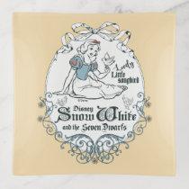 Snow White | Lovely Little Songbird Trinket Trays
