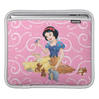 Snow White | Make Time For Buddies iPad Sleeve