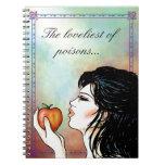 Snow White Note Book