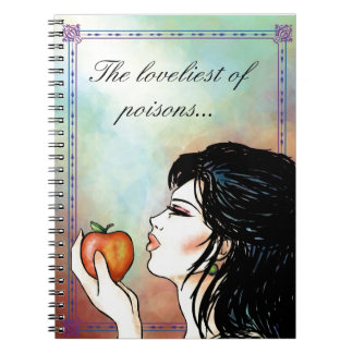 Snow White Notebooks